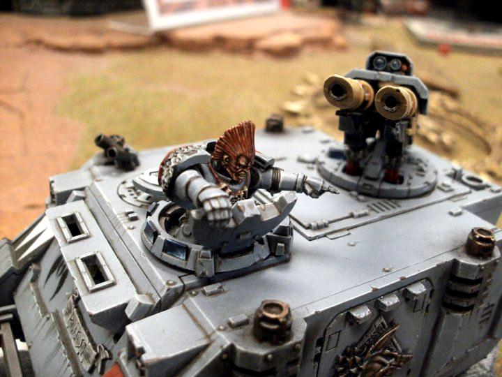 Razorback, Space Marines, Space Wolves, Tank