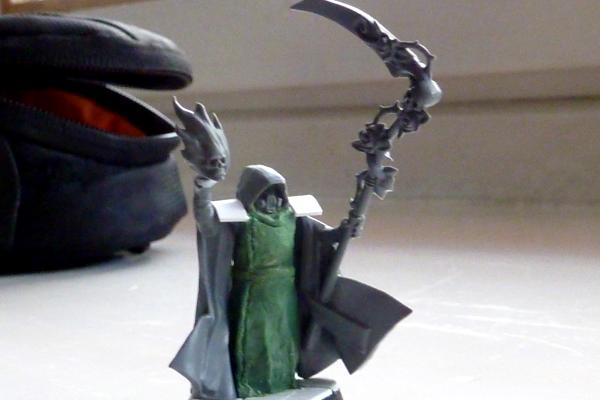 =][=munda, Inquisitor, Ordo Xenos, Work In Progress