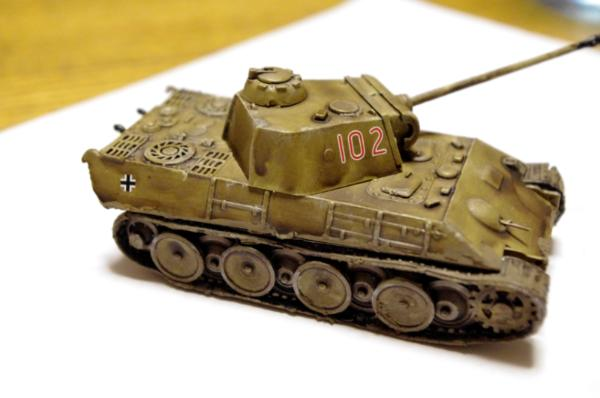 WW2 Panther Tank (plenty of pics) - Forum - DakkaDakka | Roll the
