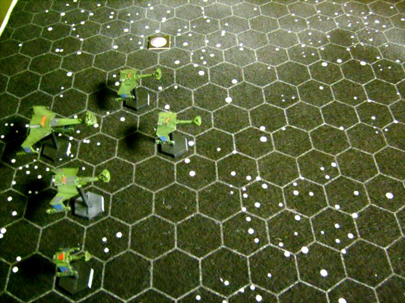 Federation Commander, Star Fleet Battles, Star Trek