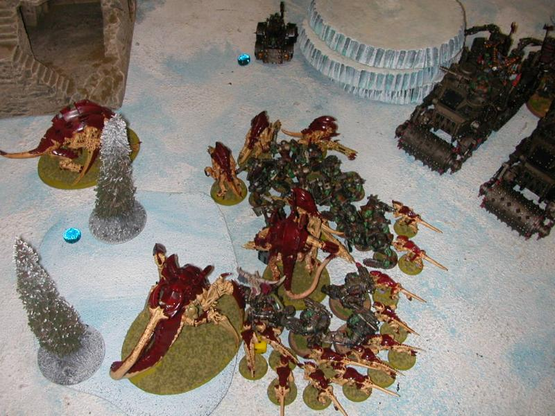 Battle Report, Tyranids