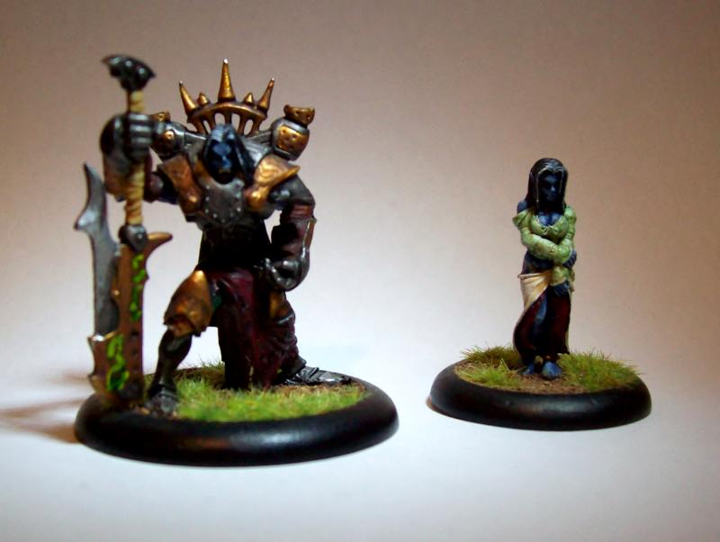 Cryx, Hereticdave, Goreshade the Bastard, Goreshade, Deathwalker - Goreshade the Bastard ...