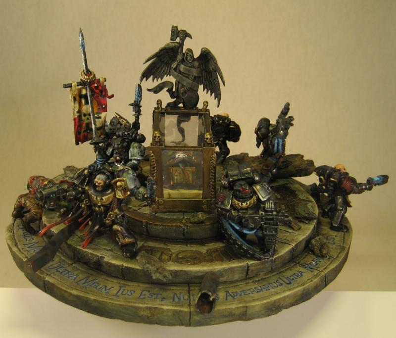 Deathwatch, Stemming the Green Tide