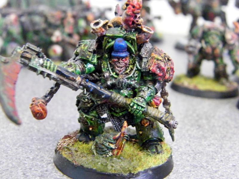 Death Guard Warhammer Death Guard Warhammer