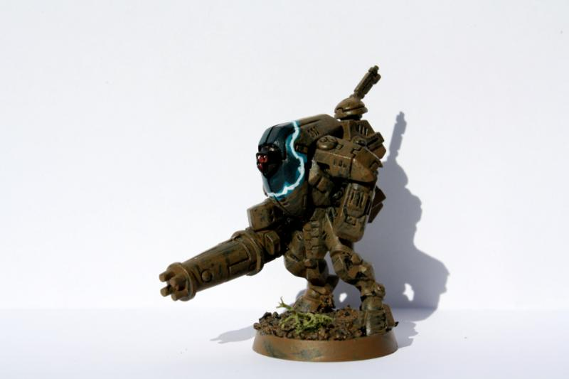 tau fire warrior building guide