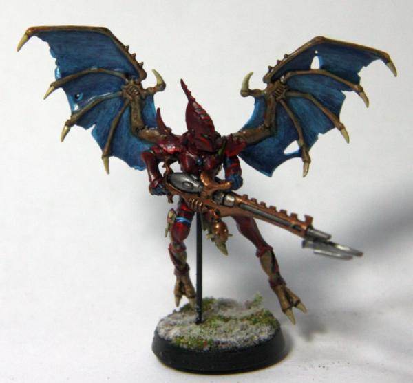 5 Dark Eldar Scourges Shardcarbines bits auction