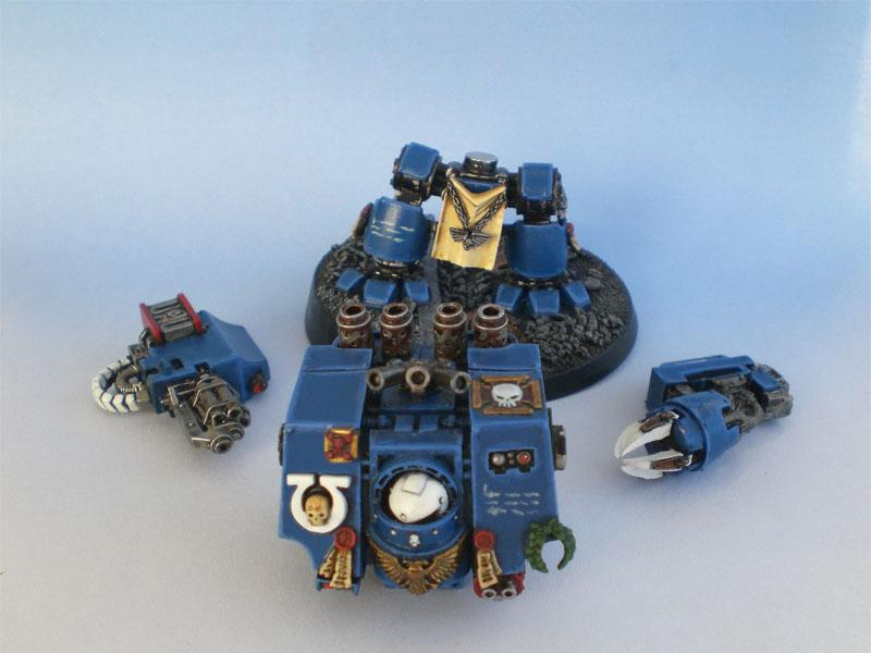 Ultramarines Army Forgeworld Venerable