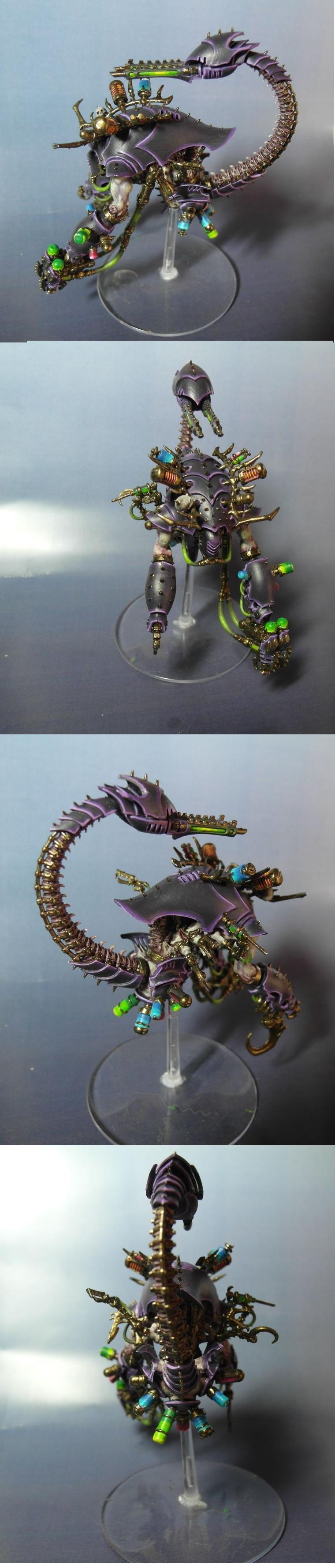 Aosol, Dark Eldar, Talos Pain Engine, Warhammer 40,000
