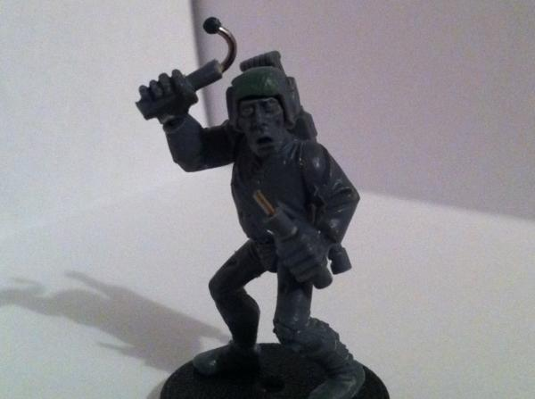 Dave's Scumbags! A Necromunda blog! - Forum - DakkaDakka