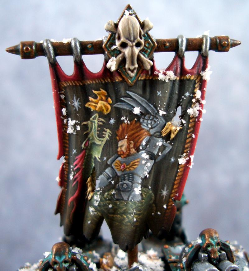 Space Wolves Banners Banner, Bjorn, ...