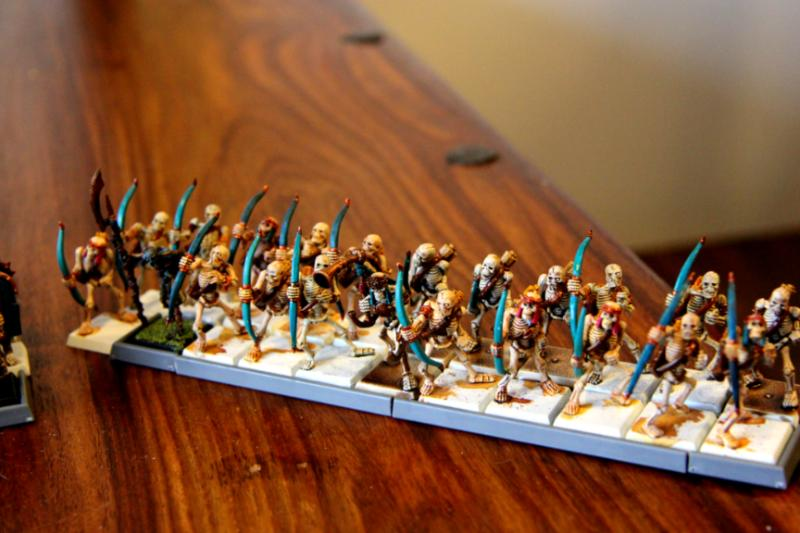 Tomb King Archers Tomb Kings Warhammer Fantasy