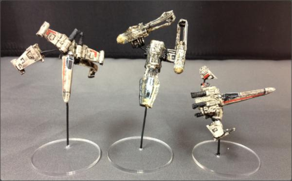 asteroid x wing placement - photo #35