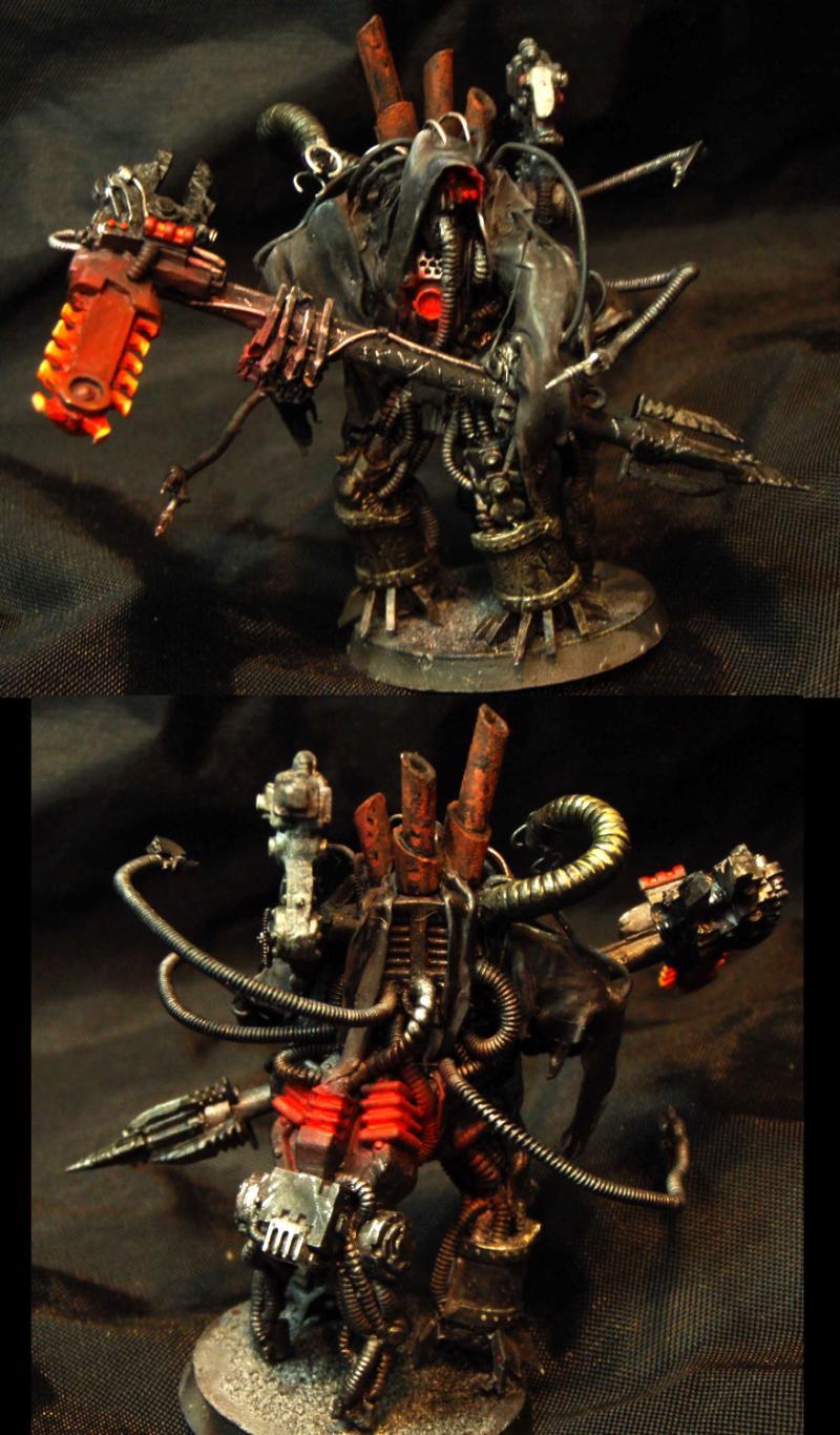 Conversion Dark Mechanicus