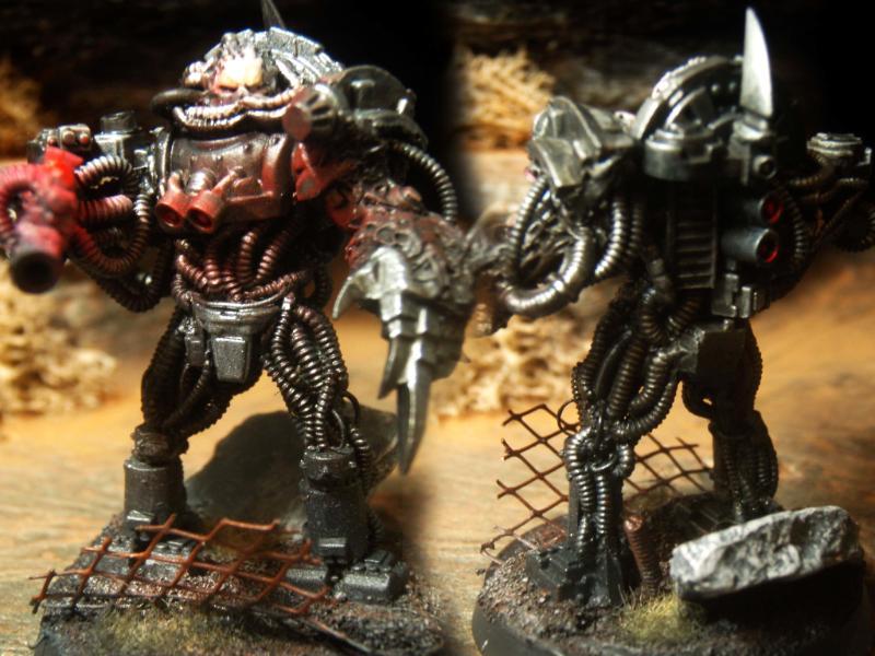 Chaos Dark Mechanicus