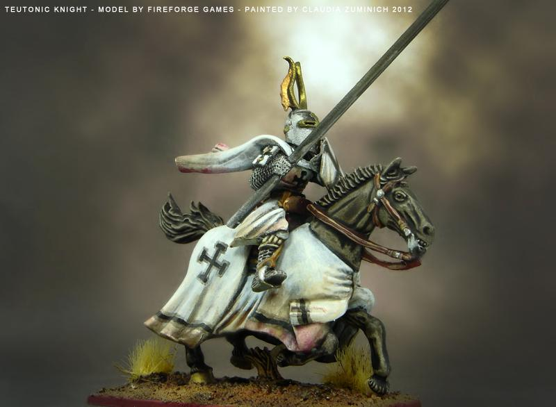 Teutonic Knights History One of my Teutonic Knights