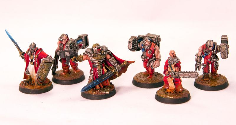 Inquisitorial Retinue