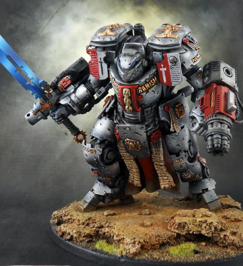 Fotos Warhammer 40k Grey Knight