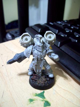 Conversion, Flesh Tearers, Forge World, Maximini