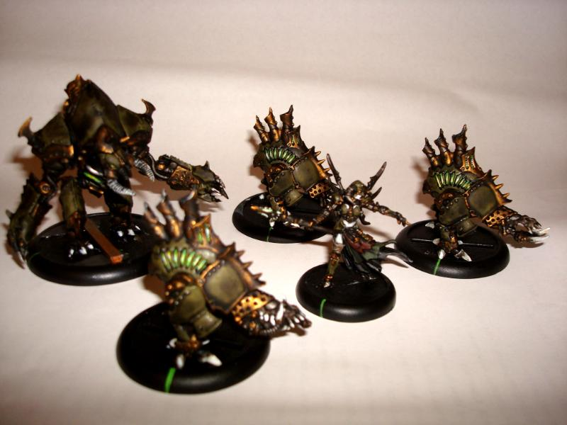 Cryx, Deathripper, Defiler, Deneghra, Reaper, Steampunk, Warmachine, Warwitch