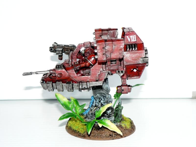 Genesis Chapter, Land Speeder, Land Speeder Typhoon, Space Marines, Typhoon