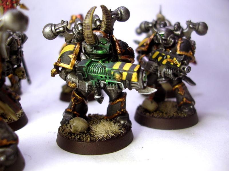 Warhammer Painting Green Plasm