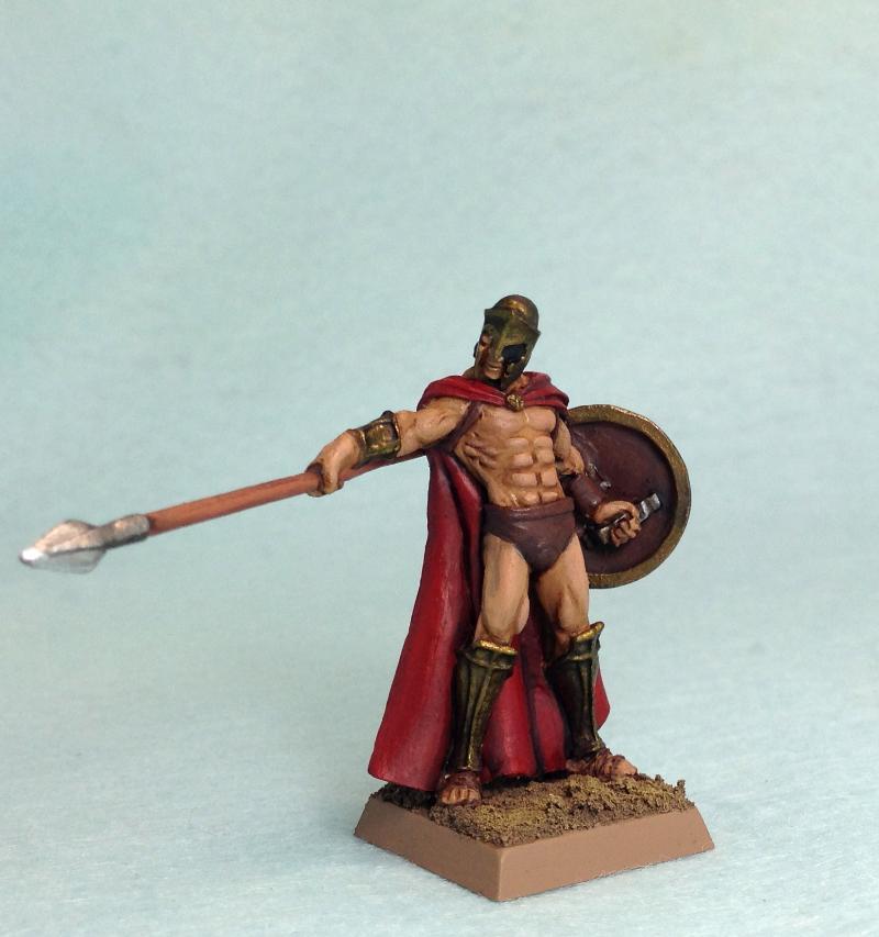300, Spartan, Wargods