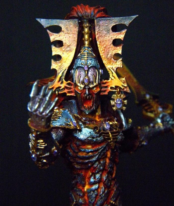 Avatar, Eldar, Warhammer 40,000