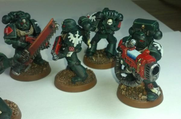 Da dv tac squad now with finished rhino forum for Combat portent 30 20
