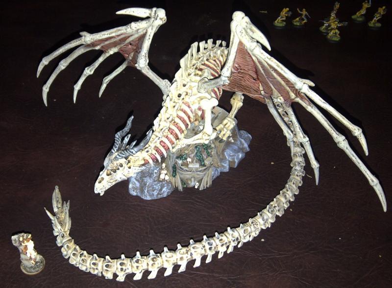 Baykok D/&D Miniature Dungeons Dragons pathfinder undead ghoul archer deep 8 A