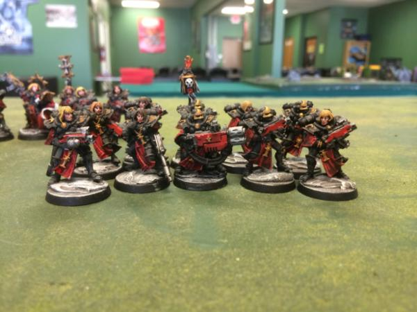 battle sister squard by - photo #27