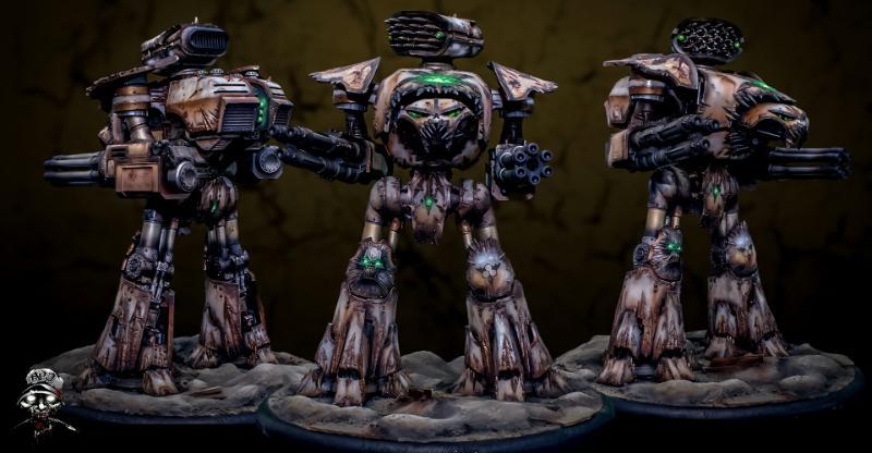 Chaos, Forge World, Reaver, Titan