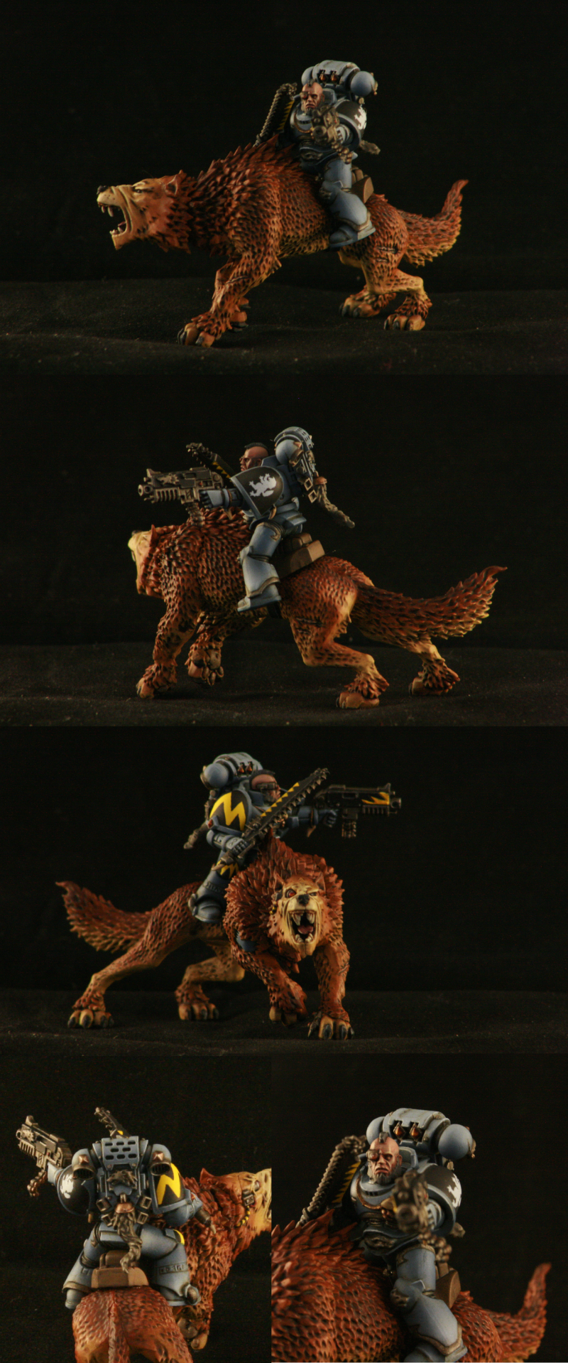 Space Wolves, Thunderwolf