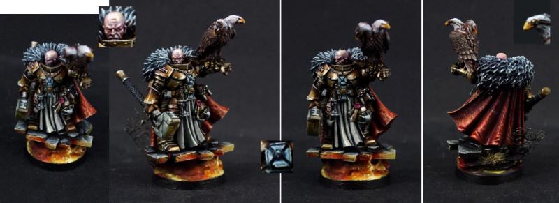 Grey Knights, Painting Service, Space Marines, Space Wolves, Ultramarines