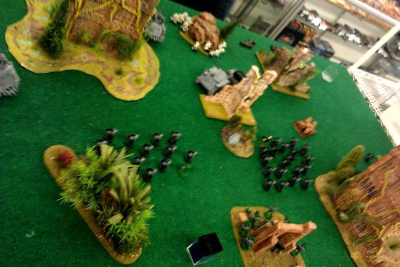 Endzone, Event, Tournament