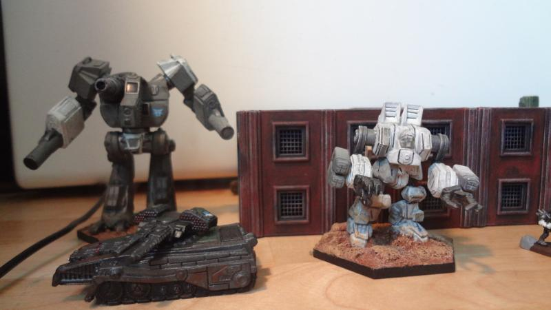 New plastic buildings from Proxie Models – Chicago Skirmish