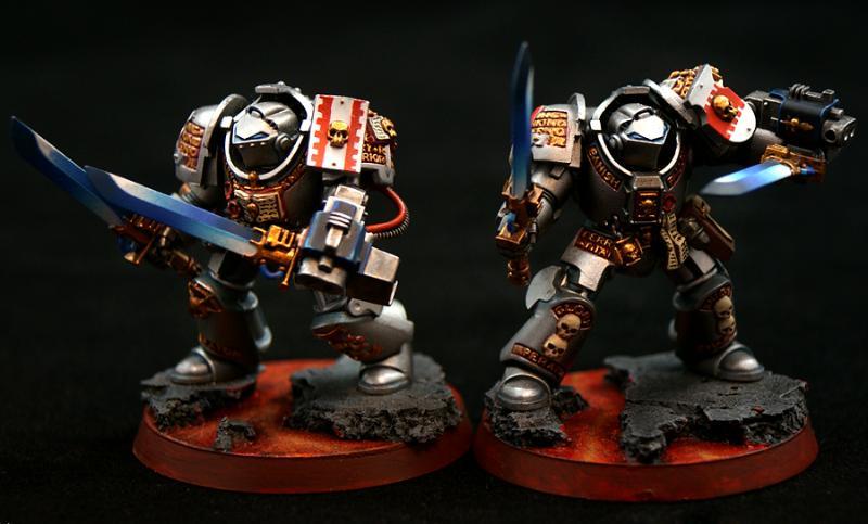 Grey Knights, Grey Knights