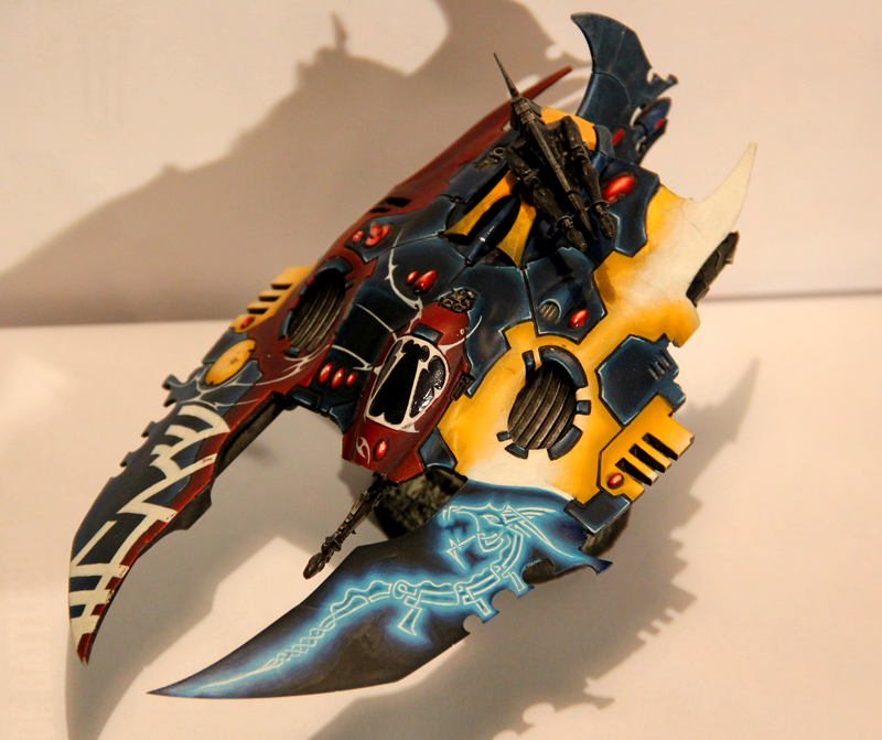 Eldar, Warhammer 40,000, Wave Serpent
