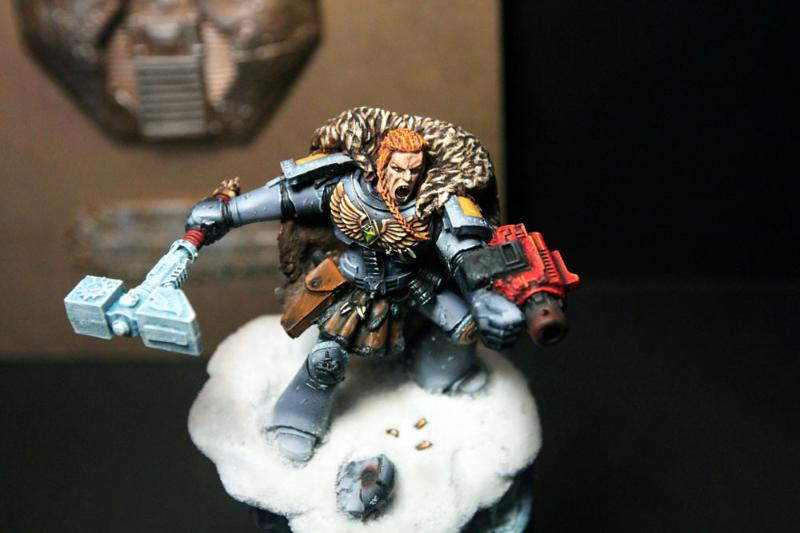 Forge World, Infantry, Space Marines, Space Wolves, Warhammer 40,000