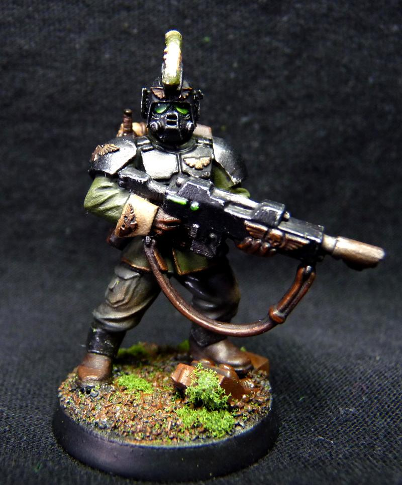 Conversion, Imperial Guard, Warhammer 40,000