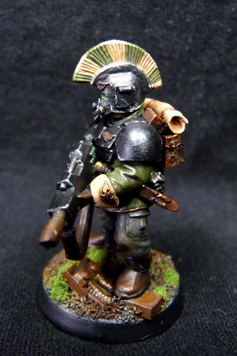 Dolosian legionnaire