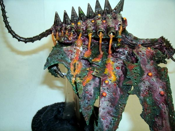 Custom Conversions by Lord Scythican (Heldrakes, Daemon Princesses ...