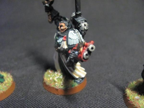 Dark Angels Commander Azrael and the Watchers - Forum