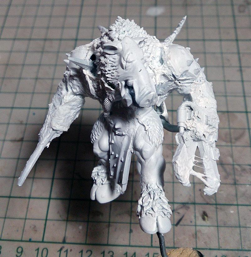 Dark Mechanicus Gholam