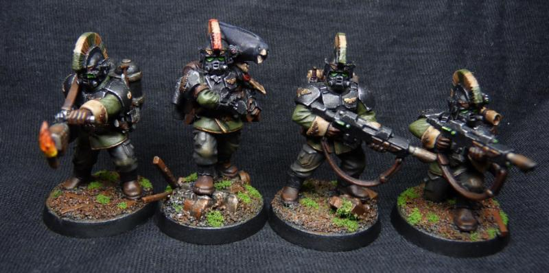Imperial Guard, Dolosian legionnaires