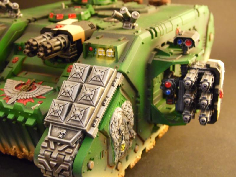 Angel, Dark, Land, Painting, Raider, Rusty, Rustytankpainting, Tank, Warhammer 40,000, Warhammer Fantasy