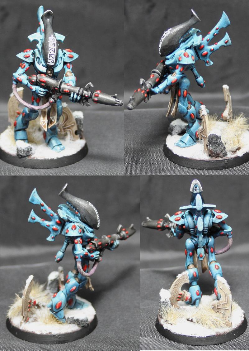 Eldar, Guard, New, Wraith