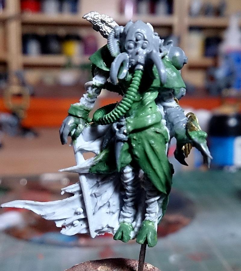 Dark Mechanicus Genetor