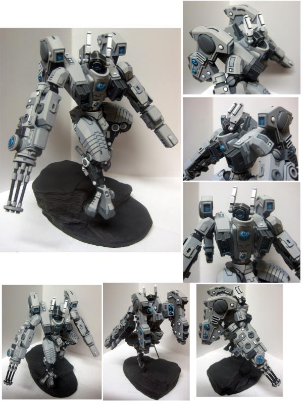 Tau (Riptide + some Suits, Infantry, Vehicles) - Forum - DakkaDakka