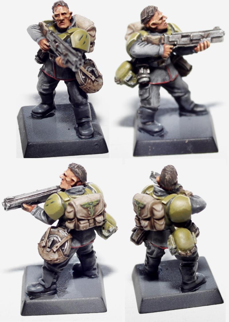 Shotgun Veteran