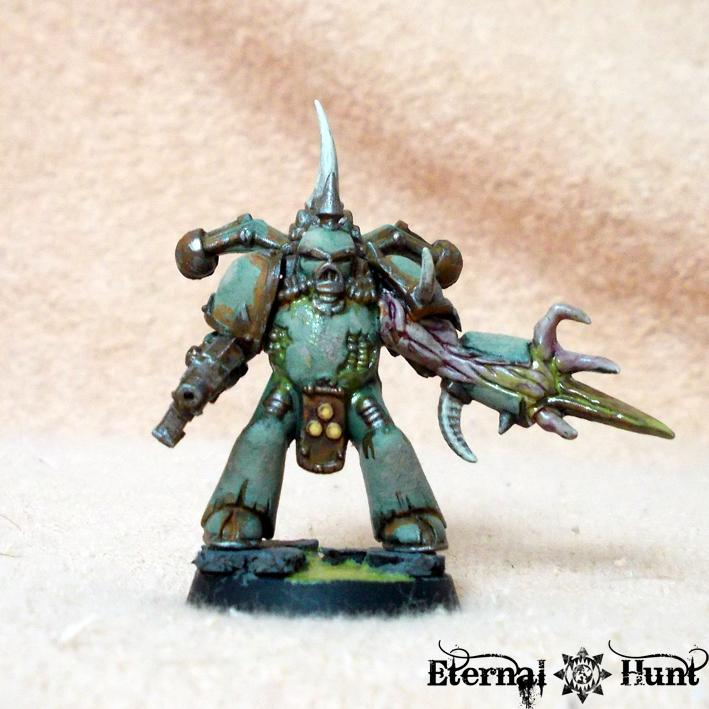 List Of Citadel Paints Used For Chaos Marines